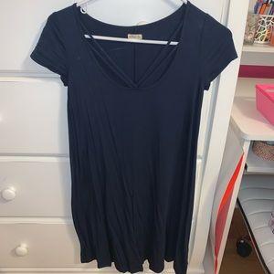 t shirt shift dress